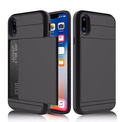 iphone      case luxury slider card holder