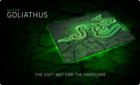 Mouse Razer Goliathus razer goliathus edition gaming mouse mat the soft mat for the razer united