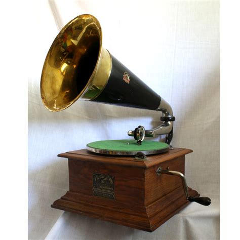 Gramaphone Victor Antique Phonographs Gramophones For Sale