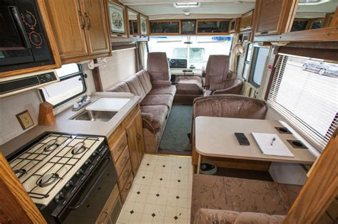 Conversion Van Floor Plans Winnebago Warriors The Truth About Owning And Running A