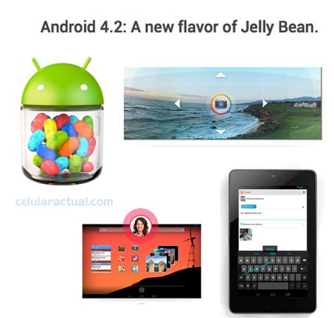 android 4 2 2 jelly bean android 4 2 jelly bean archivos p 225 36 de 37 celular actual m 233 xico