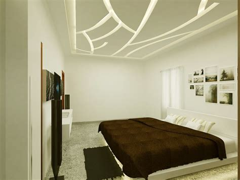 the right bedroom lighting bonito designs one of the funkiest false ceiling rendered by vijesh
