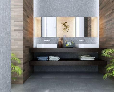 Badezimmer Unterschrank Mit Waschbecken Und Spiegelschrank by 40 Badezimmer Fliesen Ideen Badezimmer Deko Und Badm 246 Bel