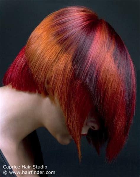 hair striking striking hair