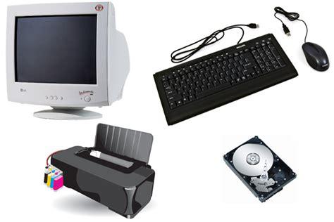 Monitor Dan Cpu tugas sistem informatika komponen penyusun komputer dan fungsi fungsinya