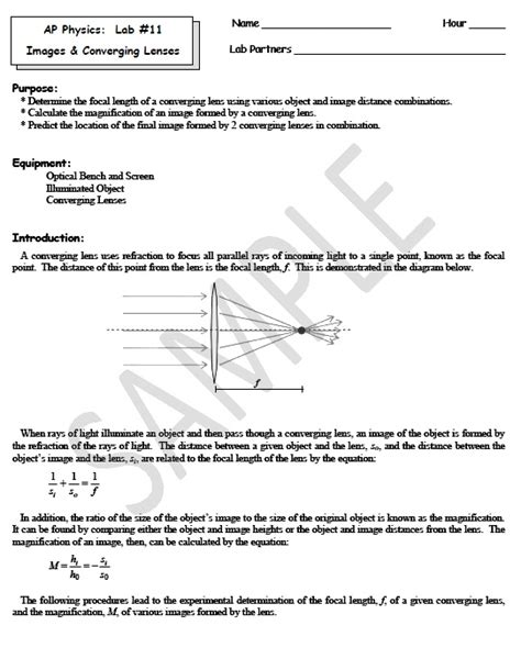 Lab Report Outline Physics by Physics Lab Report Helper Ssays For Sale