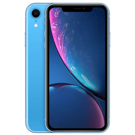 apple iphone xr gb blue blink kuwait