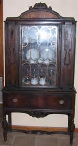 Antique China Closets by Ash Wood China Cabinet Antique Cabinet Wood