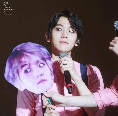 exo derp wallpaper baekhyun byun baekhyun concert derp exo image