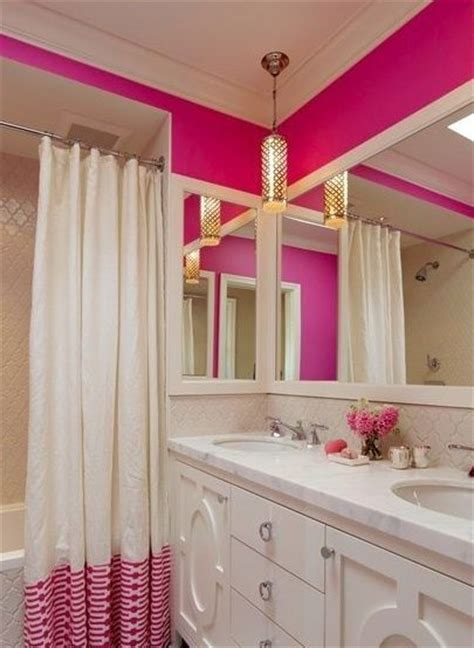 pink bathroom design ideas