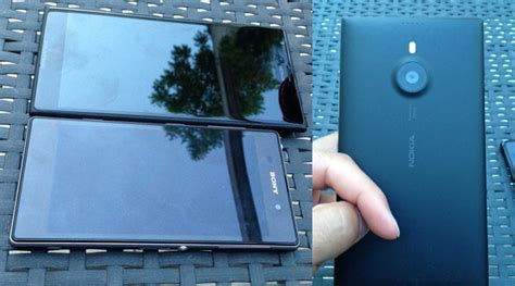 Nokia Lumia Depan Belakang nokia lumia layar 6 inci menakkan diri lebih jelas