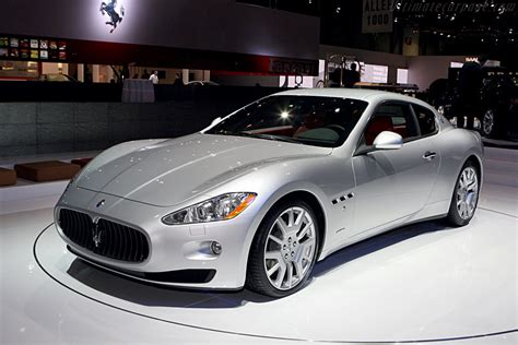 2007 Maserati Granturismo by 2007 Maserati Granturismo Images Specifications And