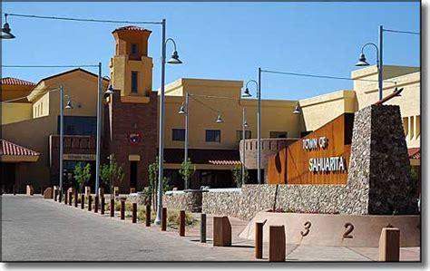 Sahuarita Post Office by Sahuarita Parks And Rec