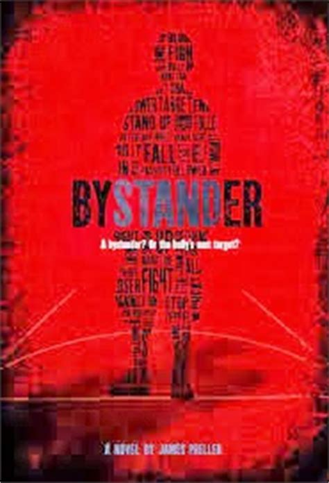 theme of bystander by james preller mrs odd s best book picks