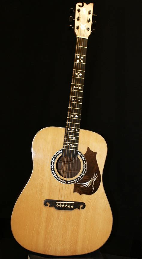 Handmade Acoustic Guitar - dreadnought guitars custom handmade elijah guitars