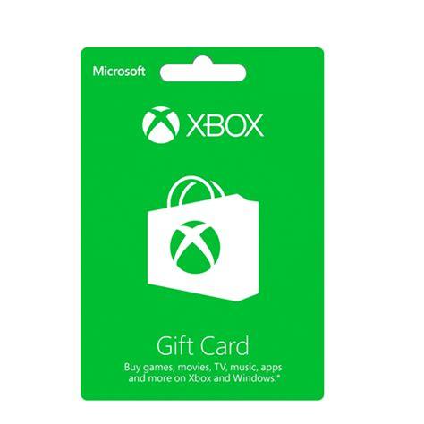 Xbox Live 5 Gift Card - koop je xbox gift card 5 euro direct online makkelijk en snel