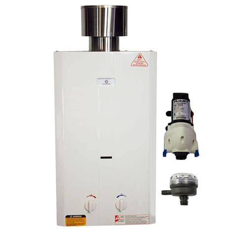 tankless water heaters cut water heating costs