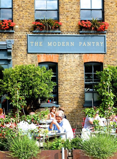 Modern Pantry Clerkenwell by Best Caf 233 S The Modern Pantry Clerkenwell