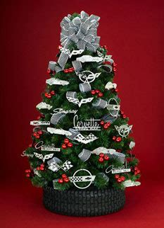 corvette christmas cards