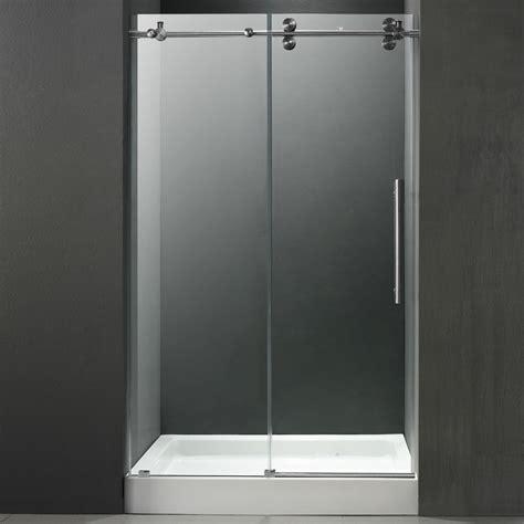 3 Inch Shower Drain by Stainless Steel Glass Shower Doors Overstock Shopping