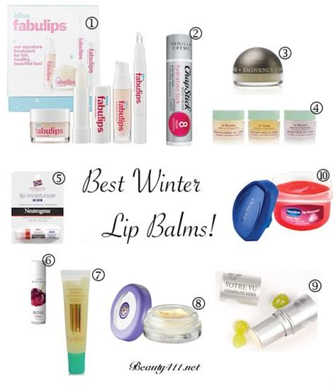 10 Best Lip Balms For Winter by Best Winter Lip Balms Seasons Butter And Sunflower Seeds