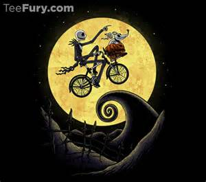 geek gear nightmare before christmas e t the shadow on