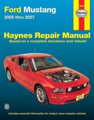 free service manuals online 1986 ford mustang spare parts catalogs mustang haynes service manual 05 10 lmr com
