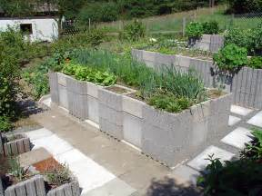 Gardening On Concrete Creating A Raised Garden Bed Permaculture Sustainable