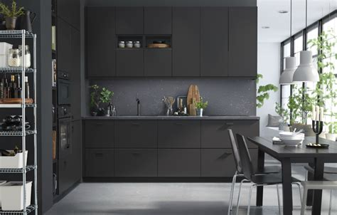 Small Ikea Kitchen - kungsbacka is ikea s new kitchen door made from recycled materials