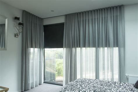 Curtain astounding curtains over blinds install curtains over blinds how to hang curtains over
