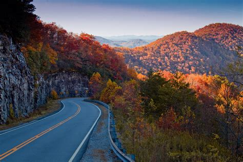 scenic drives near me the 8 most challenging drivers roads in the us