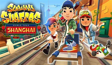 subway surfers apk unlimited coins subway surfers shanghai modded apk unlimited coins