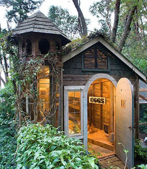 Artistic Sheds by 7 Incredibly Creative And Unique Chicken Coops