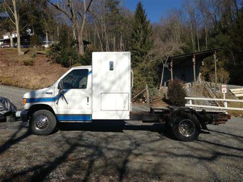 buy used 1997 e 450 hauler with sleeper cab
