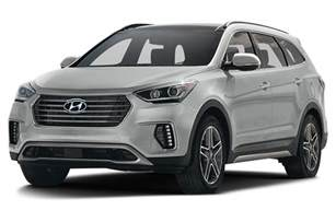 Hyundai Co New 2017 Hyundai Santa Fe Price Photos Reviews Safety