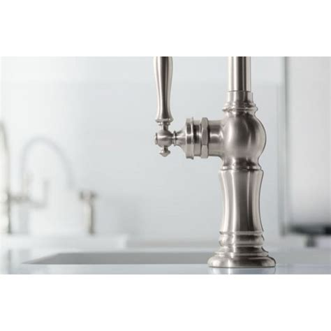 white kitchen sink faucets kohler coralais white kitchen faucet