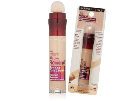 Maybelline Instant Age Rewind Shade Light maybelline instant age rewind eraser light concealer light 120 fitness org