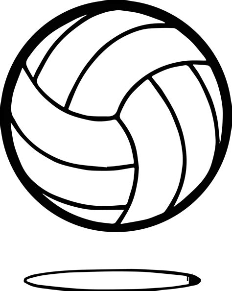 coloring page of volleyball 58 coloring pages volleyball volleyball coloring