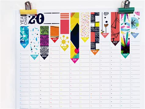 design calendar planner judy adamson s art design blog interview with brightly