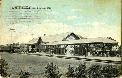 postcards from walworth county wisconsin