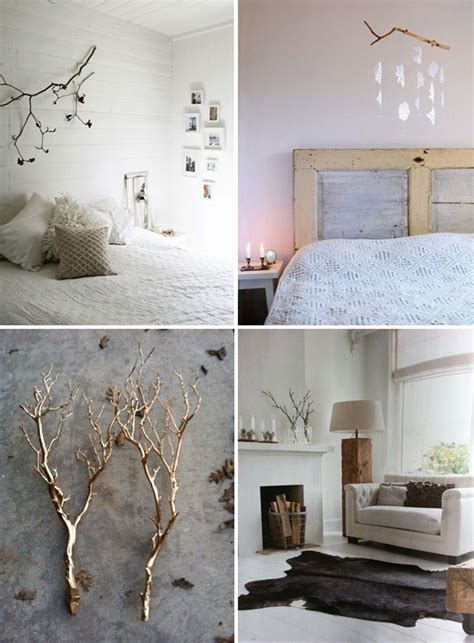 using branches in home decor branch out using branches as decor at home in love
