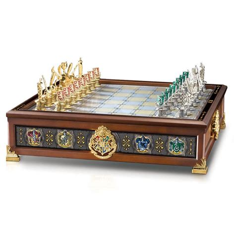 harry potter desk accessories harry potter quidditch chess set geekcore co uk