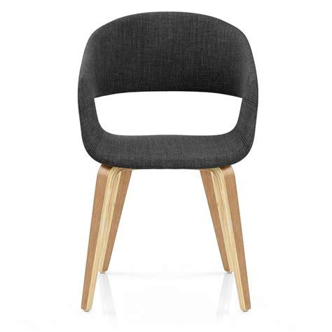 silla markus silla en madera con acabado de roble