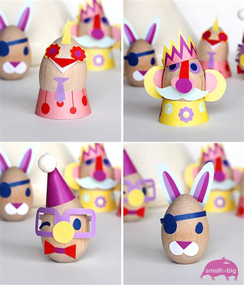 Easter Handmade Crafts - printable easter crafts handmade