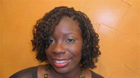 short kinky twist hairstyles pics long kinky twist braids not done from the shop