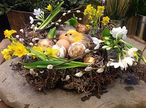 Osterdeko Mit Blumen by 32 Ideen F 252 R Eine Erfrischende Osterdeko Mit Blumen