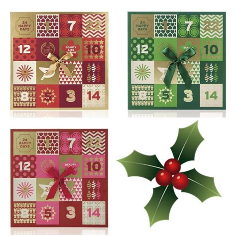 Shop Advent Calendar The Shop Advent Calendars For 2016 Cosmetics