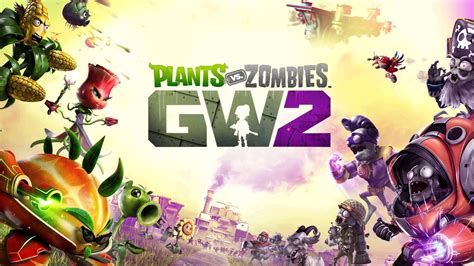 Test plants vs zombies garden warfare 2 ingame