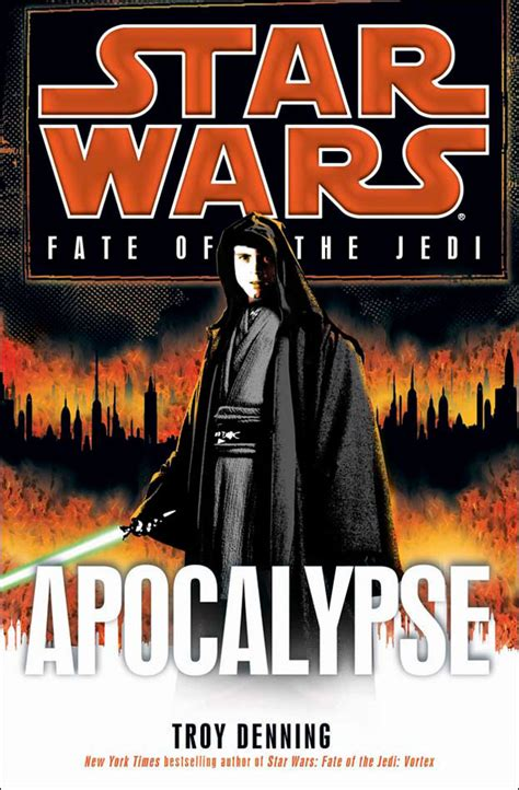 the human apocalypse books iceberg ink book review wars fate of the jedi