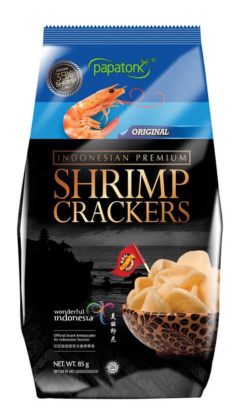 united harvest indonesia papatonk shrimp crackers